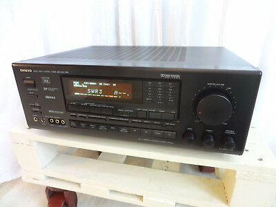 - Onkyo TX-SV828THX - Audio Video Receiver - mit Fernbedienung -