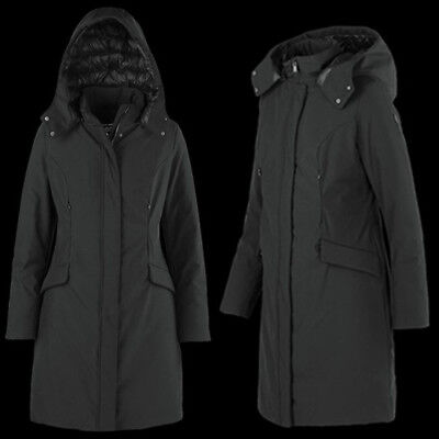 cheap for discount 0fe63 21723 PARKA BOMBOOGIE DONNA CW5244 TAC5 giacca piuma nero 04 XL 48