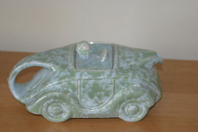 Sadler vintage car teapot