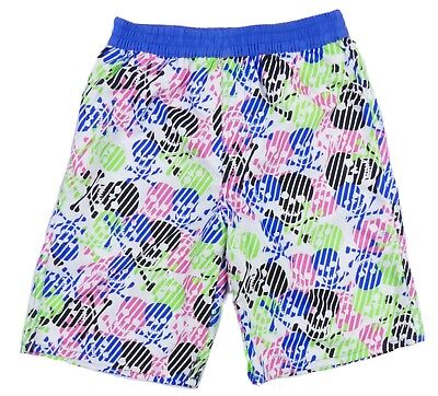 Boys Swim Shorts Mesh Lined Swim Shorts Elasticated Waist 8-13 Years Exstore
