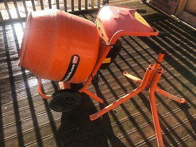 Belle M16B Minimix 150 Cement Mixer, electric 230v, £230 or nearest offer