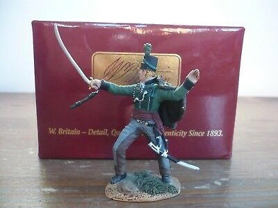 Britains Napoleonic British 95Th Rifles Officer Ref 5009C