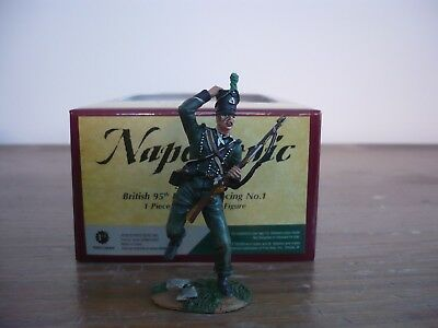 Britains Napoleonic British 95Th Rifles Advancing No1 Ref 36054