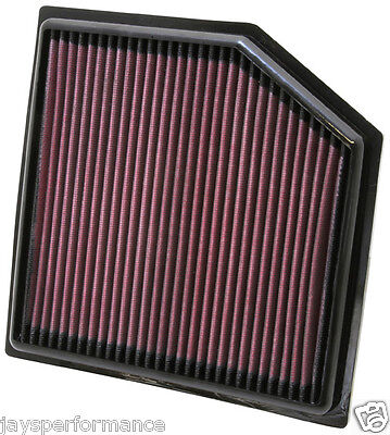 Kn Air Filter Replacement For Lexus Gs460 4.6L V8; 08-11