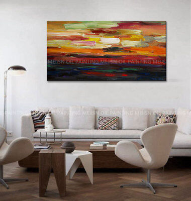 LMOP220 fine hand-painted abstract modern wall art OIL PAINTING on CANVAS ART