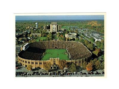 Picture Postcard- University Of Notra Dame Stadium-Indiana  Bk9