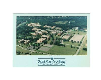 Picture Postcard- Saint Mary's College- Notra Dame, Indiana  Bk9