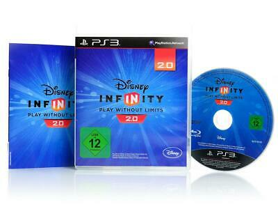 PS3 Spiel DISNEY INFINITY 2.0 - Play Without Limits - Action-Adventure DEUTSCH G