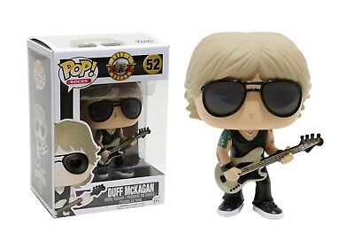 Funko Pop Rocks: Guns N Roses - Duff McKagan Vinyl Figure Item #11361