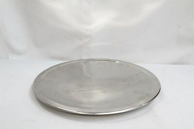 MCM Brevettato Franzfer Inox 18/10 Starburst Sunray Metal Stainless Serving Tray