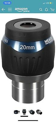 Meade Instruments Ultra Wide Angle 20mm 2-Inch Waterproof Eyepiece (7743)