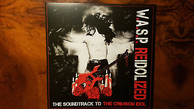 Wasp REIDOLIZED Gatefold Dolp Coloured incl.DVD