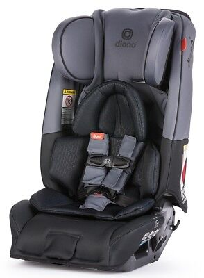 Diono Radian 3 RXT All-in-One Convertible + Booster Child Safety Car Seat Grey