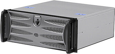"4U Stylish(3x5.25""+7x3.5""Bay)(Rackmount Chassis)(EATX/ ATX/ITX)(D17.71"" Case)NEW"