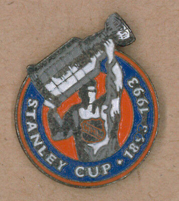 NHL hockey pin - Stanley Cup - 100 Years - 1893-1993 - Canada badge