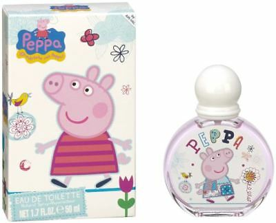 Profumo Bambina Peppa Pig Eau De Toilette 50Ml Spray