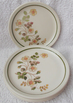 Marks & Spencer Autumn Leaves - 2 Side Plates 6.5""