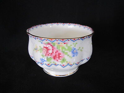 Royal Albert - PETIT POINT - After Dinner Sugar Only  - Made in England