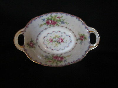 Royal Albert - PETIT POINT - Sweet Dish - Oval  - Made in England