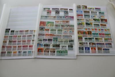 CEYLON Stamp Collection on stockpages - Useful Ranges from QV onwards
