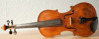 "Very old labelled Vintage violin ""Ferdinandus Gagliano"" fiddle 小提琴 ヴァイオリン Geige"