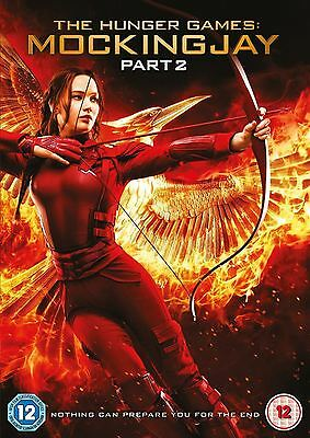 New and Sealed The Hunger Games: Mockingjay - Part 2 (DVD, 2016)