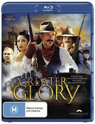 For Greater Glory = NEW Blu-Ray Region B