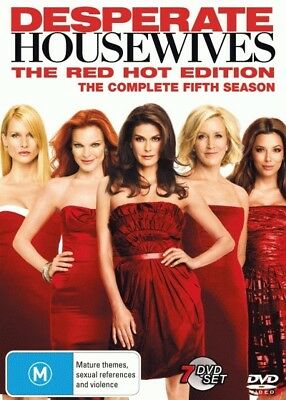 Desperate Housewives: Season 5 = NEW DVD R4