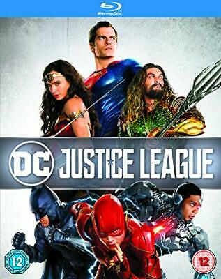 Justice League [Blu-ray + Digital Download] [2017] - DVD  4NLN The Cheap Fast