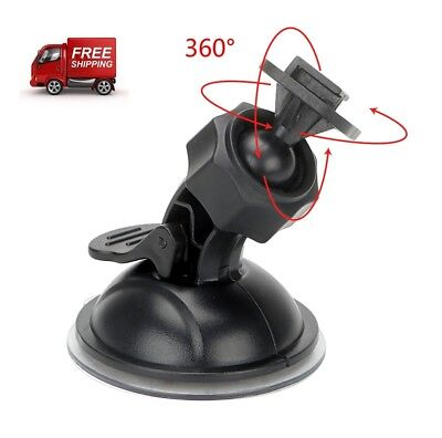 Windshield Suction Cup Mount/Holder for Xiaomi Yi Car Dash Cam DVR Video Camera
