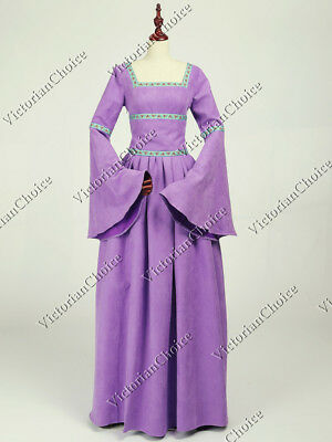 Medieval Renaissance Queen Guinevere Game of Thrones Dress Theater Wear R402 XXL