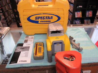 Spectra Ll300N Rotary Laser Level, Hl700 Receiver & Tripod