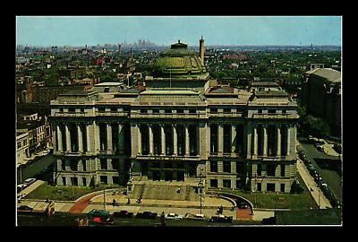 Dr Jim Stamps Us City Hall Newark New Jersey Chrome View Postcard