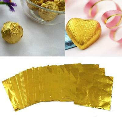 Gold Silver Copper Leaf Foil Paper Gilding Art Craft lo