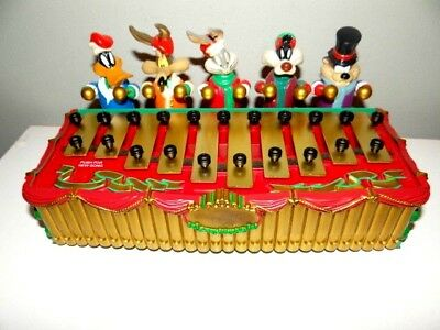 Vtg Bugs Bunny Mr Christmas Merry Music Makers Looney Tunes Musical Xylophone