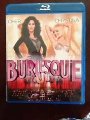 Burlesque (Blu-ray + Ultra Violet) - NEW!!