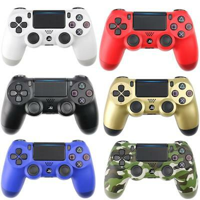 For Sony PS4 Dual Shock Bluetooth Wireless Vibration Gamepad Light Controller