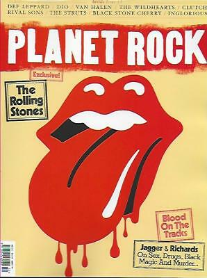PLANET ROCK MAGAZINE - No.12 (NEW)*Post included to UK/Europe/USA/Canada