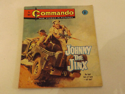 Commando War Comic Number 301 !,1967 Issue,v Good For Age,52 Years Old,very Rare