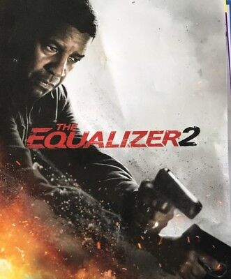 The Equalizer 2 (Two)       Hd Code Digital Download Code Only