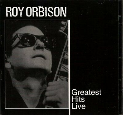 Roy Orbison, Greatest Hits Live -  CD LCVG The Cheap Fast Free Post The Cheap