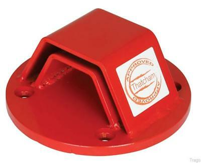 Mammoth Security Bolt-In Motorcycle Ground Anchor Sold Secure Thatcham Approved
