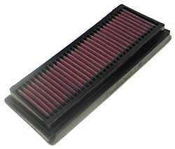 Kn Air Filter Replacement For Kawasaki Zx6R/zx6Rr 05-06