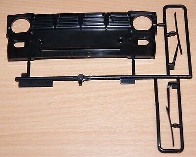 Tamiya 58519 Toyota Bruiser, 9225138/19225138 W Parts (Grill & Wipers), NEW