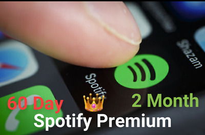 Spotify Premium - 60 DAYS / 2 MONTHS - Worldwide / INSTANT DELIVERY - 100% perso