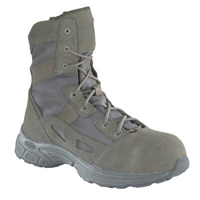 Converse C8291 Men's Velocity UltraLite Safety Toe w/ Zipper Boots
