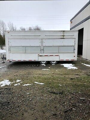 20' Concession Trailer Great Condition Everything Works