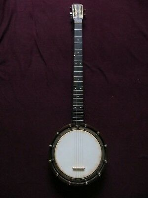 Vintage Windsor No. 45  5 string zither banjo pick up and play condition