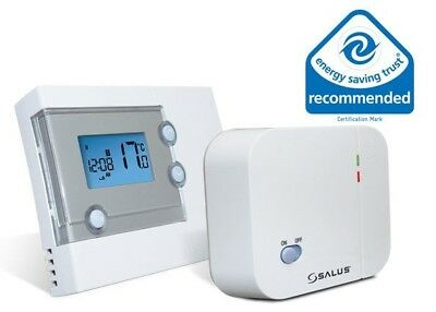 Salus RT500RF Wireless Programmable Room Thermostat - ALTHC014