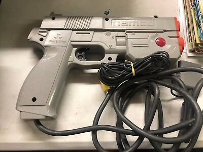 Namco NPC-103 GunCon Playstation Controller Light Gun PS1